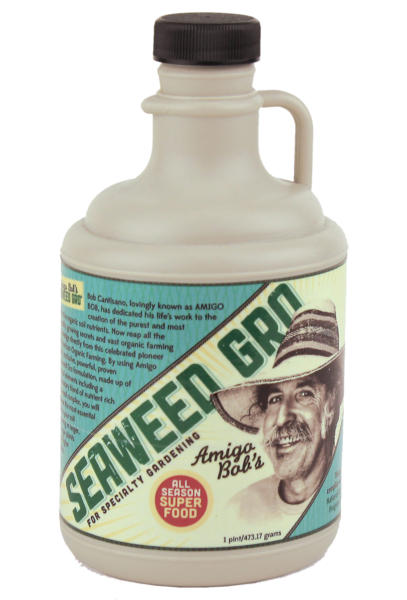 Amigo Bob's Super Food Jug