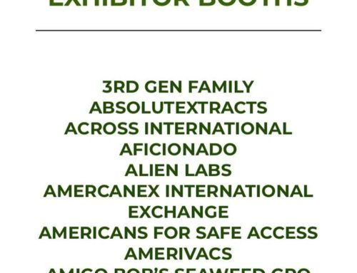 Press Release: Amigo Bob's Will Be At Emerald Cup 2017